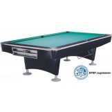 Pooltafel Olio 4909 matzwart 9ft